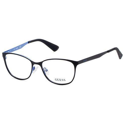 Okulary Korekcyjne Guess GU 2564 005