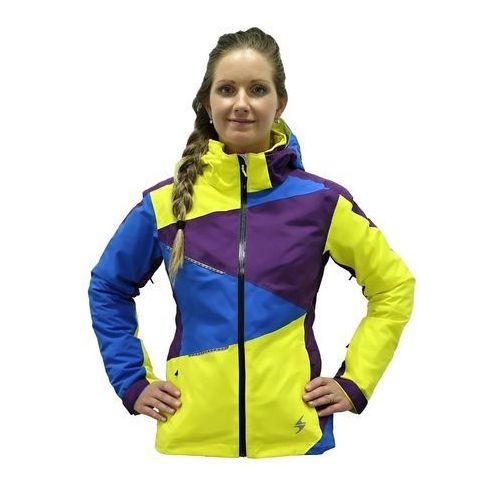 Blizzard  viva performance ski jacket niebieski xs żółty 2015-2016 (8592772050960)