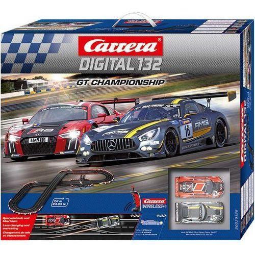 Tor wyścigowy Carrera DIGITAL 132 GT Championship, 20030188, zestaw startowy, GT Championship
