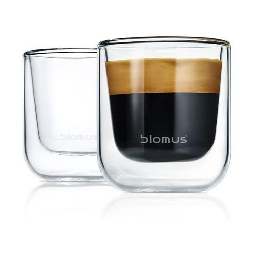 Blomus - komplet 2 szklanek espresso