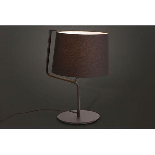 Maxlight Lampa stołowa chicago czarna, t0029