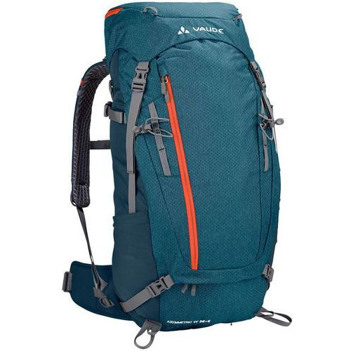 asymmetric 38+8 plecak petrol 2018 plecaki turystyczne marki Vaude
