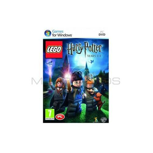 Lego Harry Potter Lata 1-4, gra komputerowa