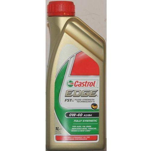 Olej Castrol Edge Titanium FST 0w40 1 litr !ODBIÓR OSOBISTY KRAKÓW! lub wysyłka (4008177074394)
