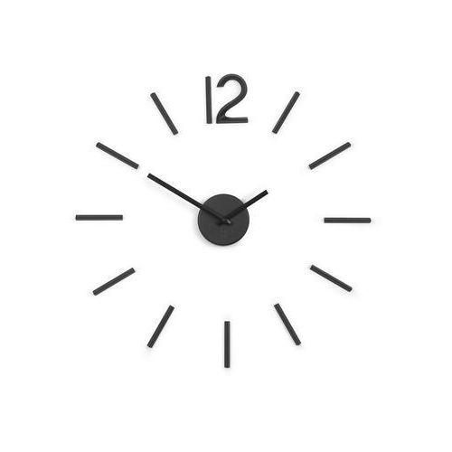 Umbra - zegar blink - czarny, kolor czarny