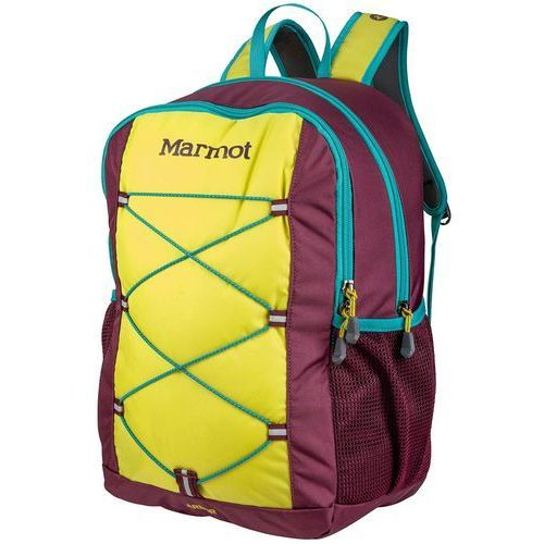 Marmot plecak kid's arbor green spice/deep purple