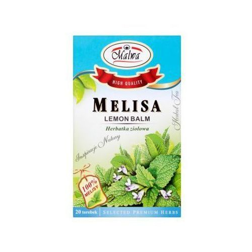 Malwa Herbata ziołowa melissa ex'20 (5902781000383)