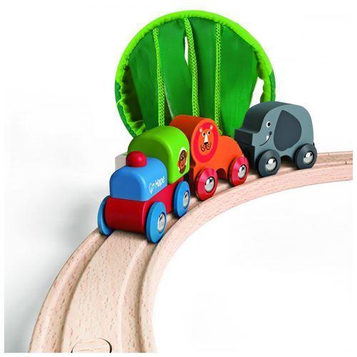 Hape  zestaw kolejowy - dżungla (6943478015012)