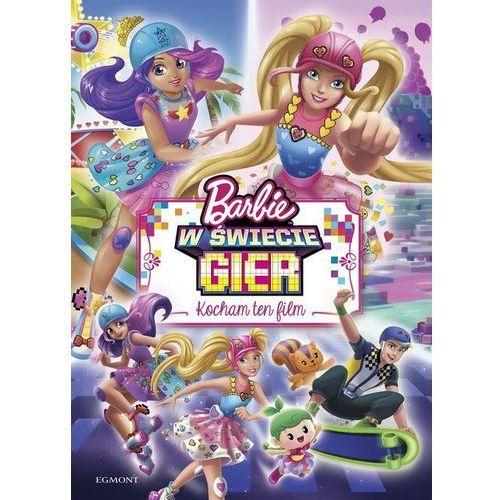 Praca zbiorowa Kocham ten film. barbie w świecie gier (9788328122536)
