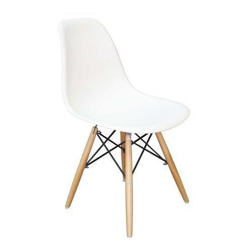 Krzesło Milano DSW białe