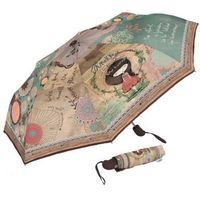 Parasolka automatyczna beżowa marki Anekke