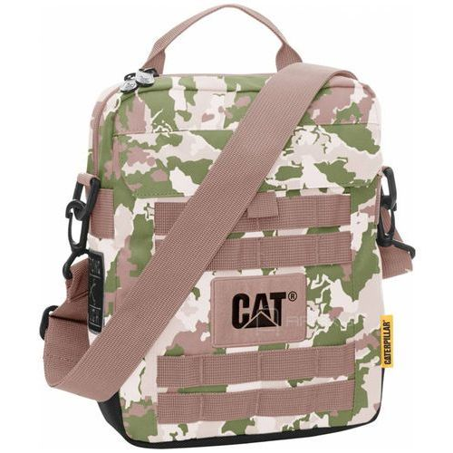 Caterpillar combat torba na ramię cat / tablet 10'' - bright camo (5711013023737)