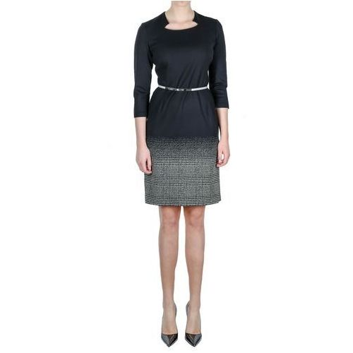Vito vergelis Czarna sukienka (kolor: czarny, rozmiar: 38)