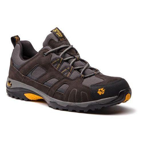 Trekkingi - vojo hike texapore 4011381 burly yellow marki Jack wolfskin
