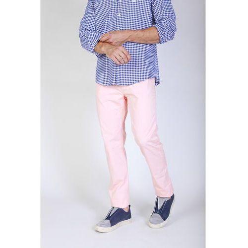 Spodnie męskie JAGGY - J1889T812-Q1-93, kolor różowy
