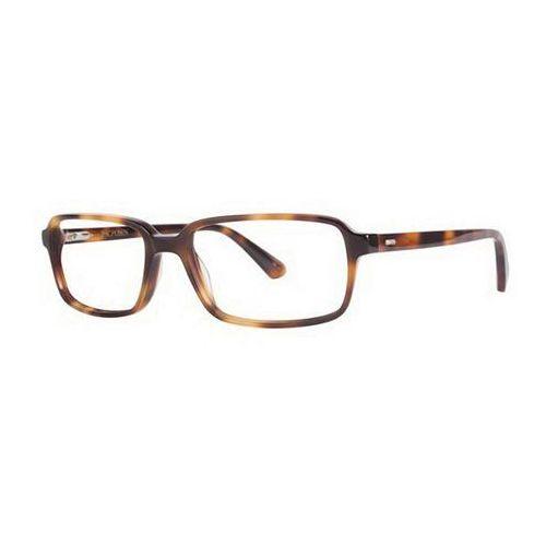 Okulary korekcyjne milo tortoise marki Zac posen
