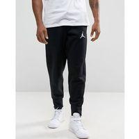 Nike Jordan Flight Skinny Joggers In Black 823071-010 - Black, w 2 rozmiarach