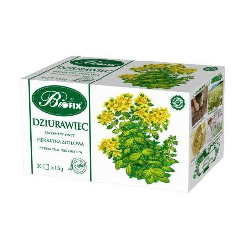 Herbata ziołowa dziurawiec 30 g  wyprodukowany przez Bifix