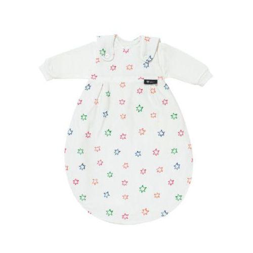 Alvi trzyczęśćiowy śpiworek baby-mńxchen - kolorowa gwiazdka rozm. 56/62 (4010395710992)
