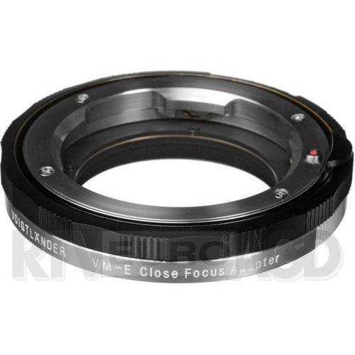 Voigtlander Adapter Close Focus Sony NEX/Leica M (VM/E) (4002451196321)
