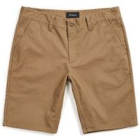 Szorty - toil ii hemmed short dark khaki (dkkhk) rozmiar: 30, Brixton