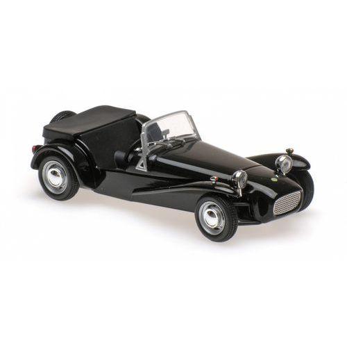 Lotus super seven 1968 (black) marki Minichamps