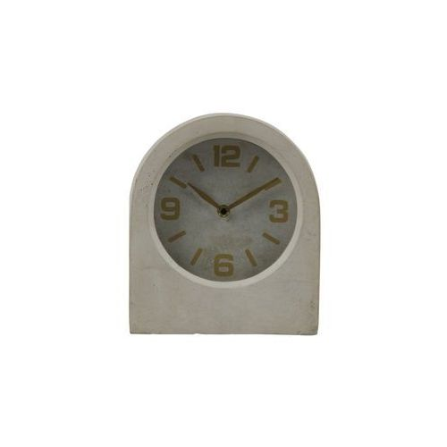Be Pure Zegar Timeless betonowy szary 800703-G, 800703-G