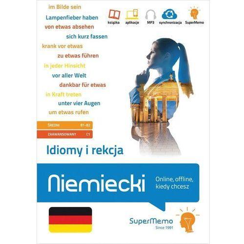 Idiomy i rekcja Niemiecki., SuperMemo World
