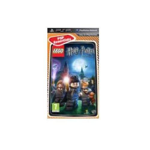 LEGO Harry Potter Lata 1-4 (PSP)