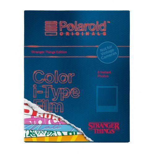 Polaroid originals color film do i-type stranger things marki Polaroid orginals