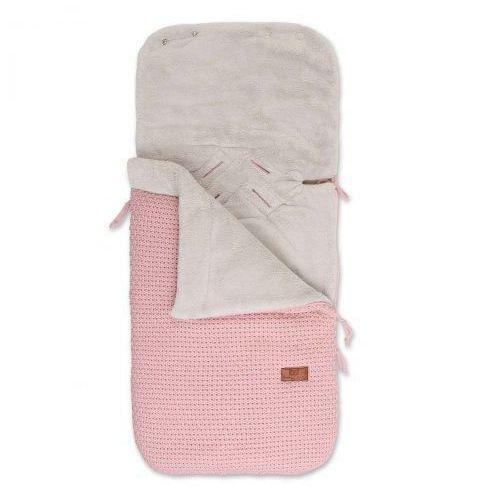 Baby's Only, Robust Baby Pink Śpiworek do fotelika samochodowego 0+, różowy