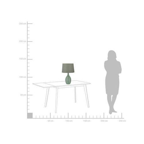 Lampa stołowa zielona ATSAS