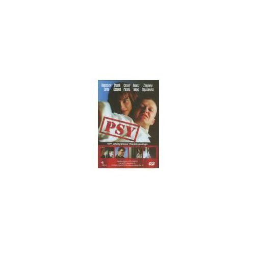 Tim film studio Psy dvd (5900058100125) - OKAZJE