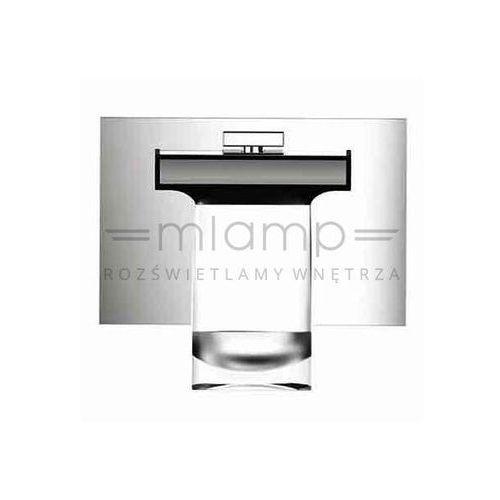 Kinkiet lampa ścienna melo bianco parete modernistyczna oprawa led 9,5w 3000k biała marki Orlicki design