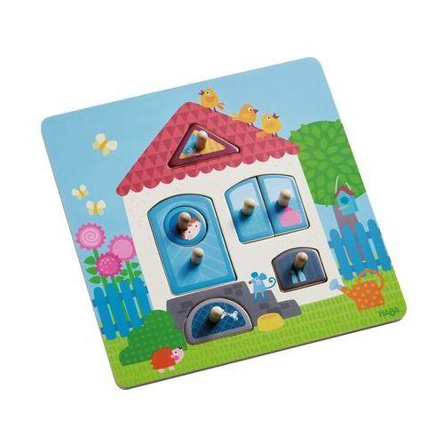 Puzzle nakładane - mój domek hb302527 marki Haba