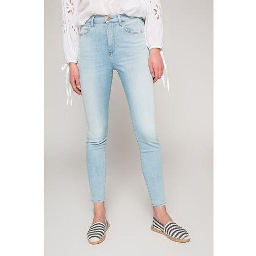 - jeansy borneo marki Wrangler