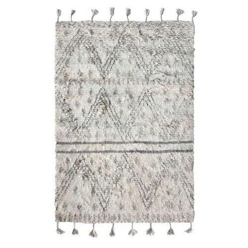 ręcznie tkany dywan berberski wykonany z wełny (180x280) ttk3018 marki Hkliving
