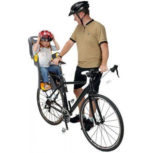 Fotelik rowerowy dziecięcy, uniwersalne mocowanie