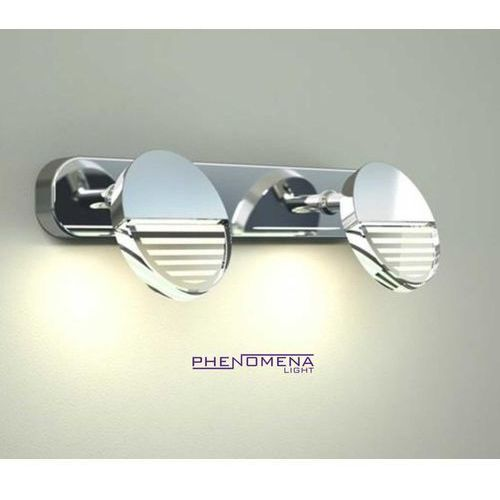 Kinkiet łazienkowy JUKON 2x LED 6947 nad lustro + RABAT w koszyku za ilość!!!