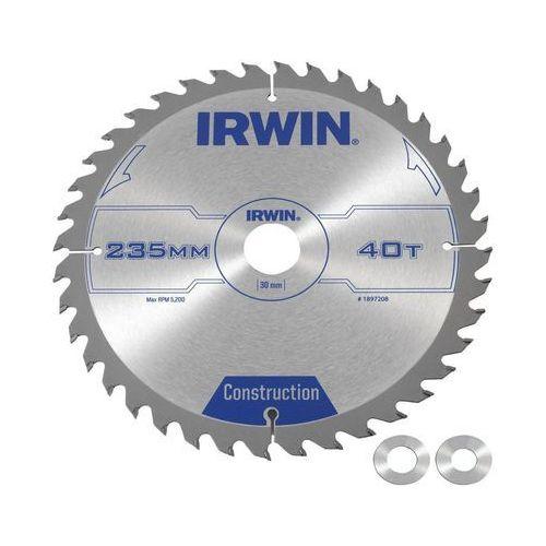 Irwin Tarcza do pilarki tarczowej 235mm/40t/30 śr. 235 mm 40 z (5706918972082)