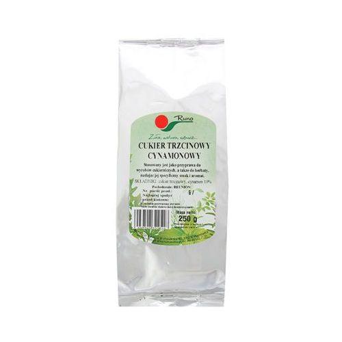 Runo  250g cukier trzcinowy cynamonowy