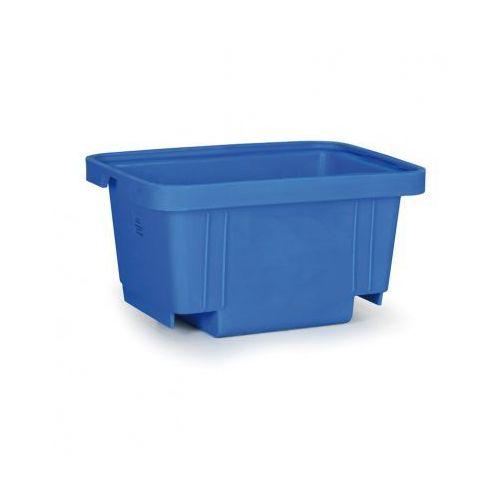Zbiornik plastikowy uniwersalny 250 l, niebieski marki B2b partner