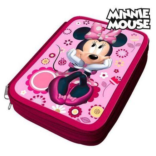 Torba szkolna 32510 różowy marki Minnie mouse