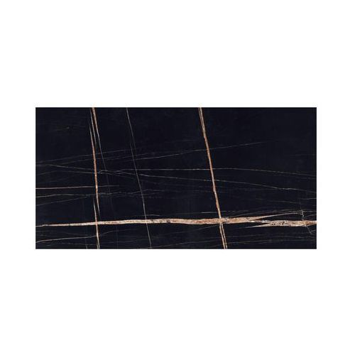 Gres szkliwiony polerowany BLACK WONDER 60 X 120 IRYDA