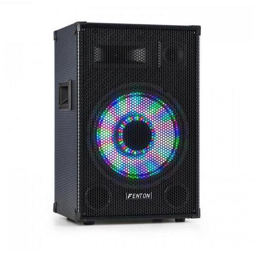 """TL12LED 3-drożna kolumna pasywna RGB-LED głośnik niskotonowy 12"""" 600 W głośnik średniotonowy głośnik wysokotonowy"""