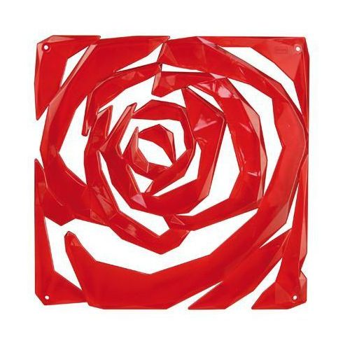 Panel dekoracyjny ROMANCE - czerwony