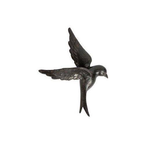 dekoracja ścienna avaler ptak xl czarny 800249-z marki Be pure
