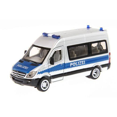 , samochód operacyjny policji, model wyprodukowany przez Siku