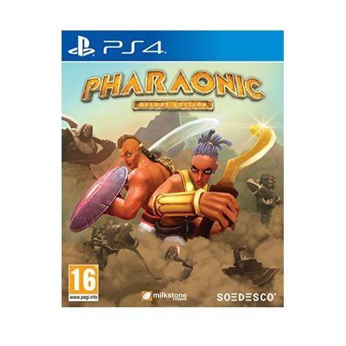 Pharaonic (PS4). Najniższe ceny, najlepsze promocje w sklepach, opinie.