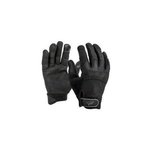 Rękawiczki taktyczne helikon utl vent czarne (rk-utv-pu-01) marki Helikon-tex